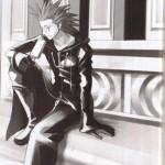 Axel auf dem Uhrenturm