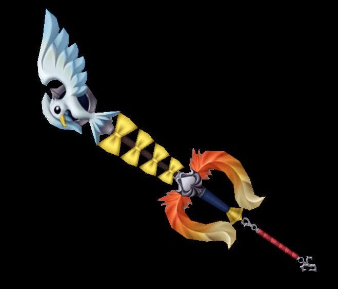 Möwenflügel