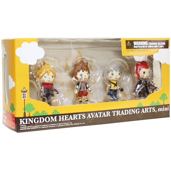 KH Avatar Trading Arts mini
