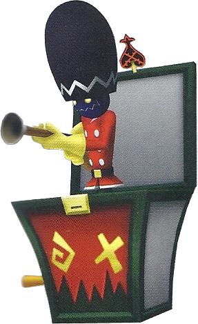 Spielzeugsoldat